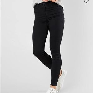 Levi's Mike High Super Skinny BLACK Jeans